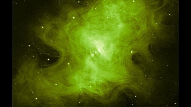 Crab Nebula v1