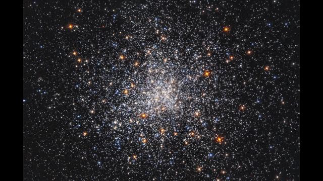 Global Cluster Messier 79 v1